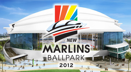 Check out the New Marlins Ballpark in Miami! The Coolest Ballpark Ever!